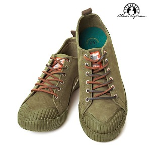 Low 6 Holes Leather Forest