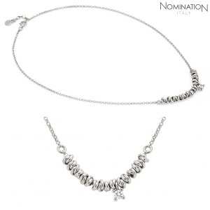 목걸이 WISHES (위시즈) Necklace in Sterling Silver and cubic zirconia 147302/010