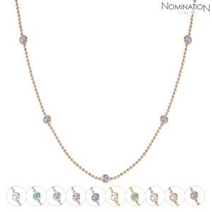 목걸이 BELLA (벨라) BLOOM necklace 925 silver and crystal 146642(택1)