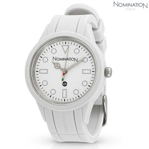 시계 PURE (퓨어) Watch with soft-touch finish (White) 071221/000