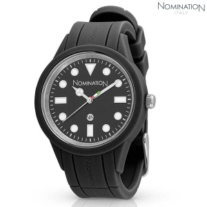 시계 PURE (퓨어) Watch with soft-touch finish (Black) 071221/001