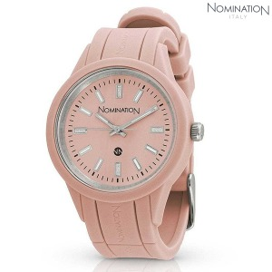 시계 PURE (퓨어) coloured watch with soft-touch finish (Pink) 071220/006