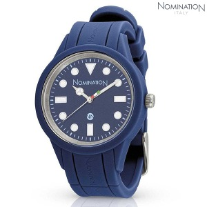 시계 PURE (퓨어) Watch with soft-touch finish (Blue) 071221/004