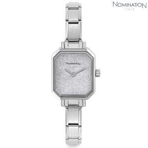 시계 PARIS (파리) Silver Ladies Watch (Silver Glitter) 076030/023