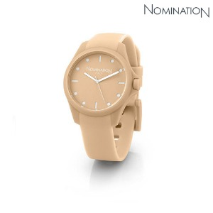 시계 PURE (퓨어) silicone watch (BEIGE) 071200/007